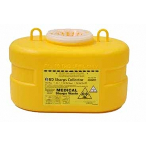 Bd Guardian 3.1l Sharps Collector