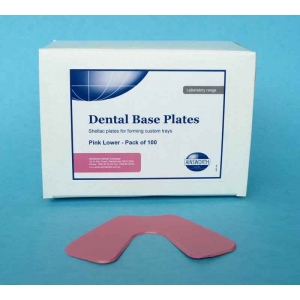 Ainsworth Pink Base Plates Lower (100)