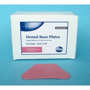 Ainsworth Pink Base Plates Upper (100)