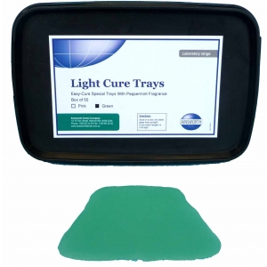 Ainsworth L/cure Tray Green (50)