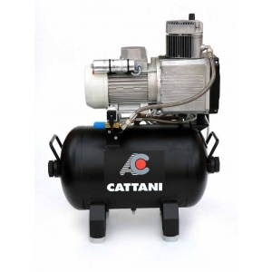 Cattani Ac100q Quiet Single Cylinder Compressor