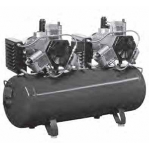 Ac600 Compressor With Dryer Prefilters For Humid Climates