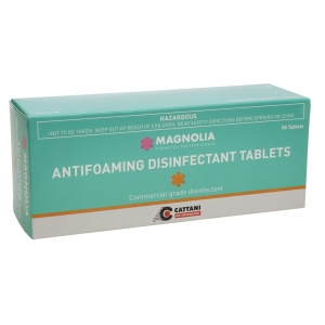 Antifoaming Disinfectant Tablets (50)