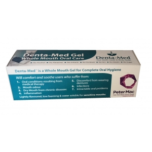 Denta-med Whole Mouth Gel Tube