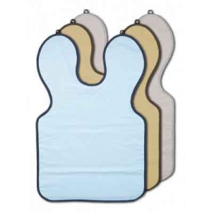 Adult Lead X-ray Apron No-collar Blue