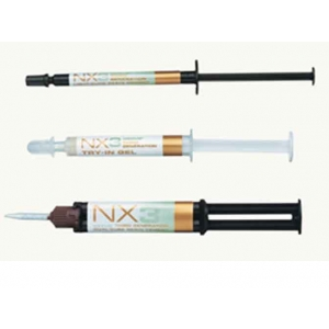 Nx3 Dual-cure Wht Opq With Try In Paste