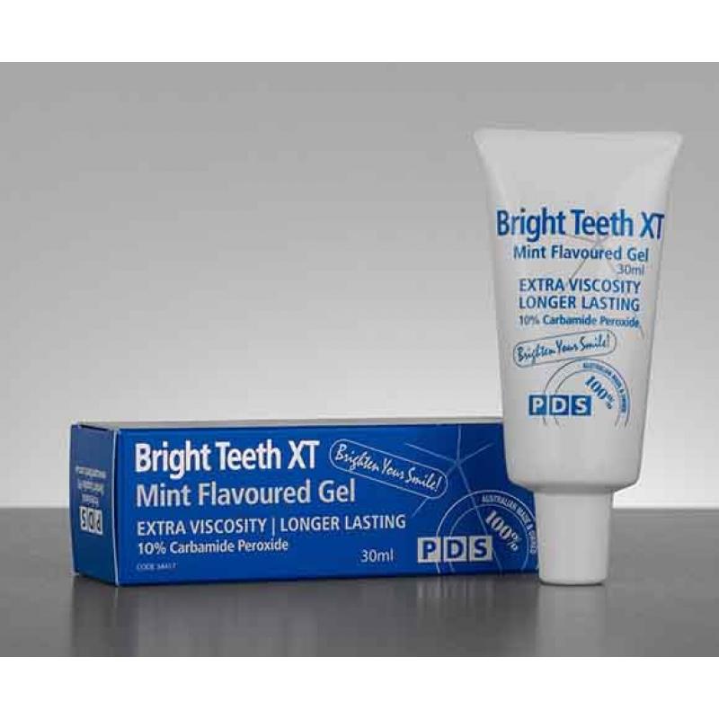 bright teeth gel instructions