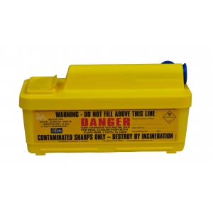 Insafe Sharps Container
