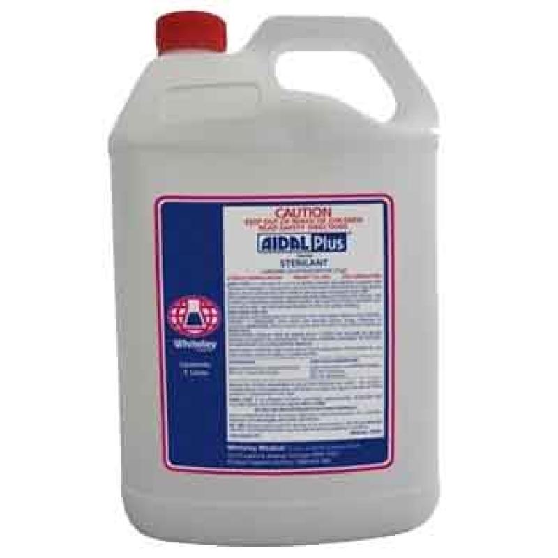 Aidal Plus 5 Litre 2 Glutaraldehyde