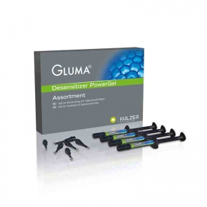 Gluma Desensitizer Powergel 1g X 4 Syringes