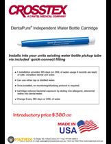 Crosstex Dentapure Waterline Treatment